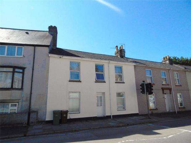 6 Bedrooms Terraced House for sale in Lipson Vale, Plymouth, Devon