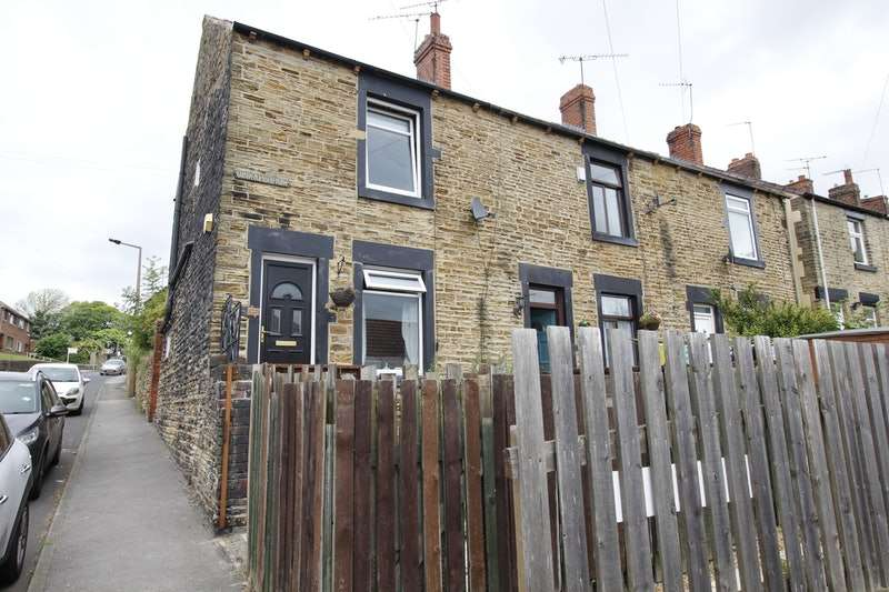 2 Bedrooms End Of Terrace House for sale in Oldroyd Row, Barnsley, South Yorkshire, S75