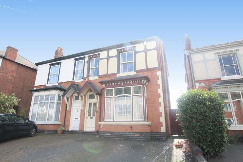 3 Bedrooms Semi Detached House for sale in Jockey Road, Sutton Coldfield, B73 5PJ