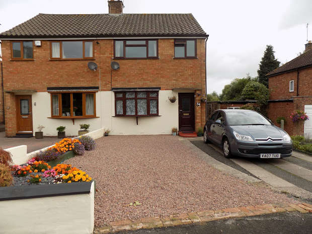 3 Bedrooms Semi Detached House for sale in Habberley Road, Kidderminster, DY11