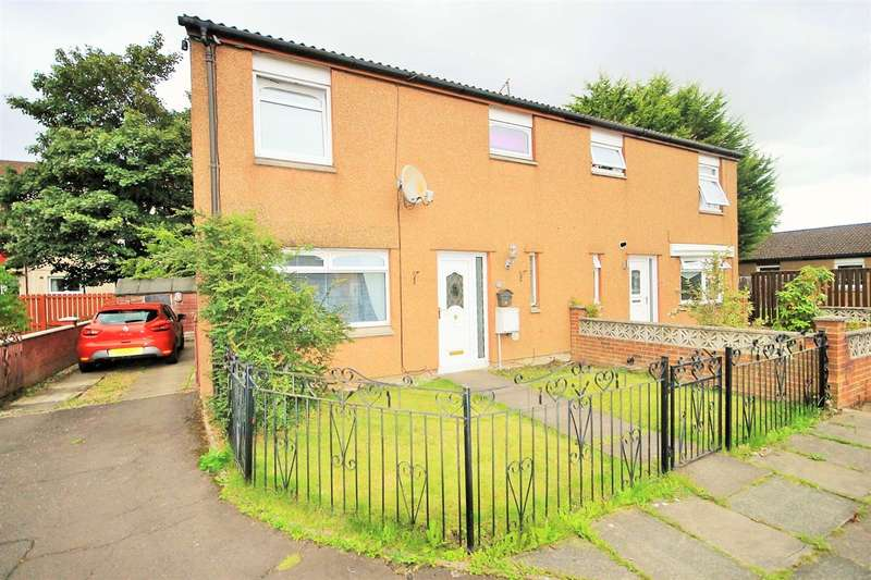 3 Bedrooms Semi Detached House for sale in Beechgrove Quadrant, Holytown