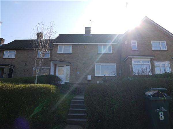 2 Bedrooms Terraced House for rent in The Byway, Brighton
