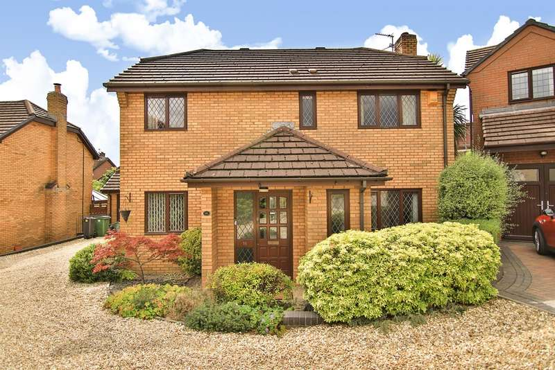 4 Bedrooms Detached House for sale in Cefn Onn Meadows, Lisvane, Cardiff