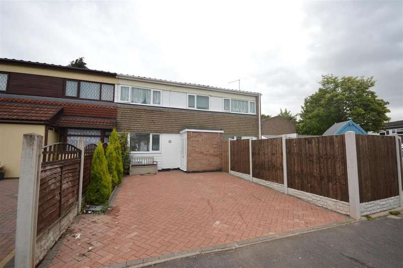 4 Bedrooms End Of Terrace House for sale in Plane Grove, Birmingham
