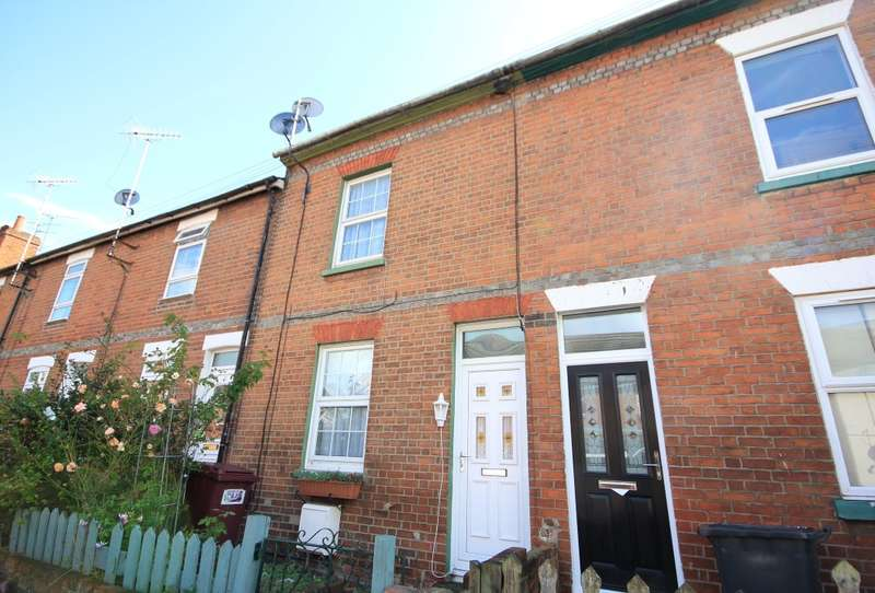 2 Bedrooms Terraced House for sale in Charles Street, Reading, RG1