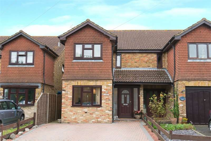 3 Bedrooms Semi Detached House for sale in Hill End Road, Harefield, Middlesex