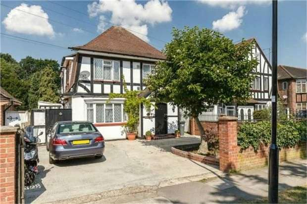 7 Bedrooms Detached House for sale in Firs Drive, Hounslow, Greater London