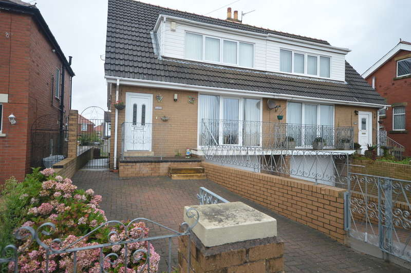 2 Bedrooms Semi Detached Bungalow for sale in Highfield Road, South Shore