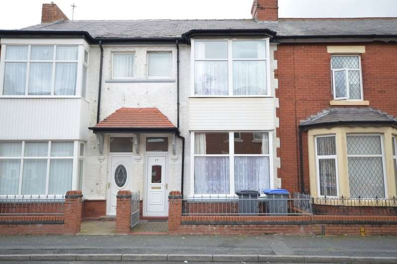3 Bedrooms Terraced House for rent in Cunliffe Road, Marton