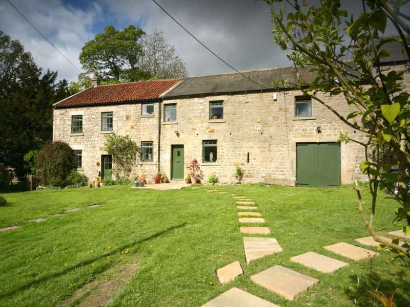 4 Bedrooms Barn Conversion Character Property for rent in Rudchester