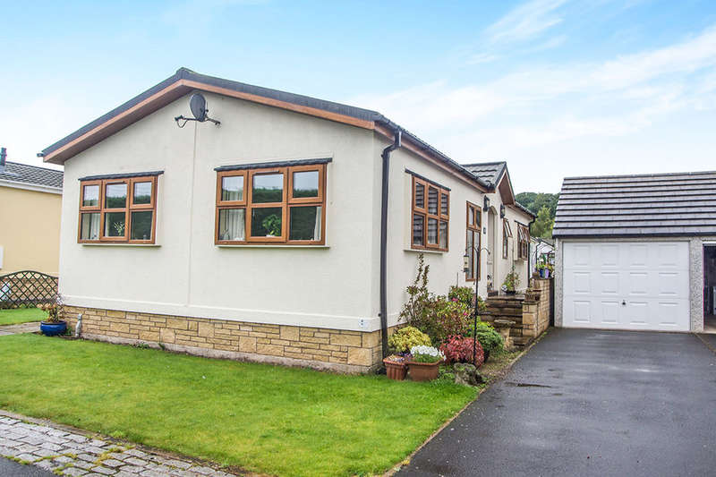 2 Bedrooms Detached Bungalow for sale in Brewery Road, Wooler, NE71