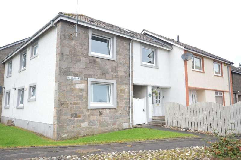 2 Bedrooms Flat for sale in Kingslaw, East Wemyss, Kirkcaldy, KY1