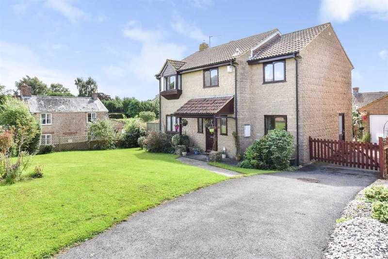 4 Bedrooms Detached House for sale in Orchard Way, Mosterton, Beaminster