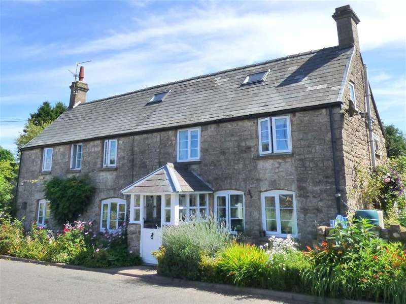 5 Bedrooms Cottage House for sale in Cross Hands Farm House, Trellech, Monmouth