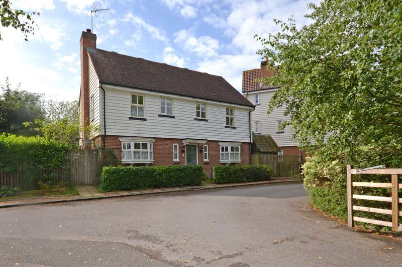4 Bedrooms Detached House for sale in Waters Edge, Station Road, Pulborough, West Sussex, RH20