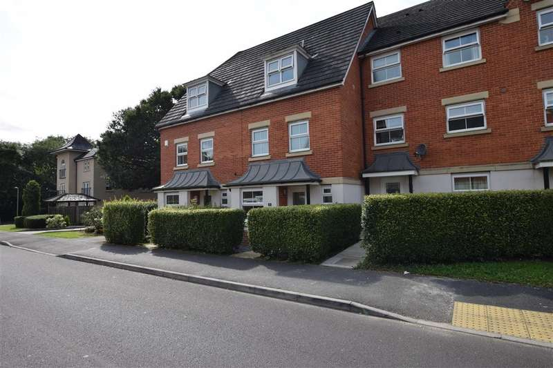3 Bedrooms Town House for sale in Greenwich Road, Reading, RG2