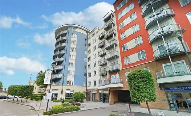 2 Bedrooms Flat for sale in 3 Heritage Avenue, London