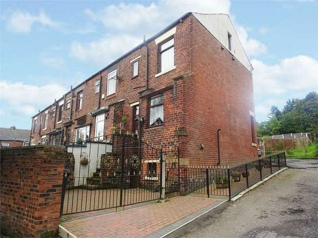2 Bedrooms End Of Terrace House for sale in Dawson Street, Oldham, Lancashire