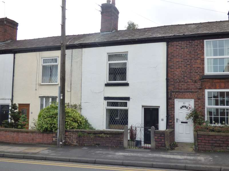 2 Bedrooms Terraced House for sale in Chester Road, Hazel Grove, Stockport