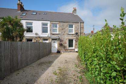 3 Bedrooms End Of Terrace House for sale in Illogan Highway, Redruth, Cornwall