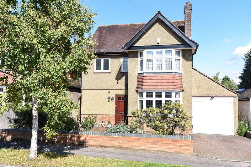4 Bedrooms Detached House for sale in Money Hill Road, Rickmansworth, Hertfordshire, WD3