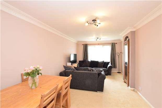 2 Bedrooms Maisonette Flat for sale in Violet Close, WALLINGTON, Surrey, SM6 7HH