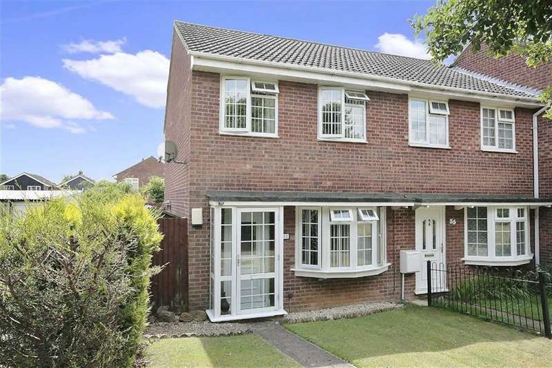 3 Bedrooms End Of Terrace House for sale in Sussex Drive, Banbury, Oxfordshire, OX16
