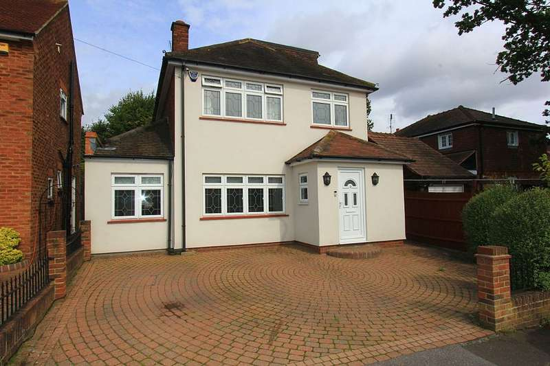 4 Bedrooms Detached House for sale in Allnutts Road, Epping, Essex, CM16 7BD