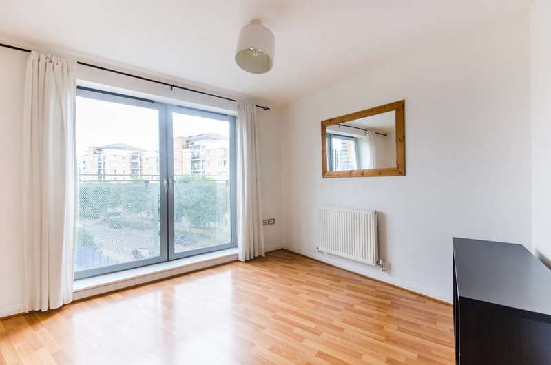 1 Bedroom Flat for sale in Newport Avenue, Canary Wharf, E14