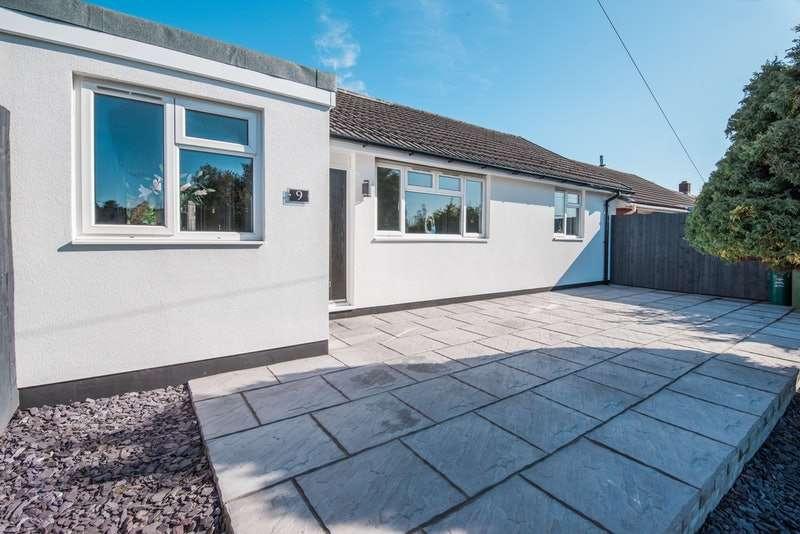 3 Bedrooms Bungalow for sale in Bryngolau, Tonyrefail, Rhondda Cynon Taf, CF39