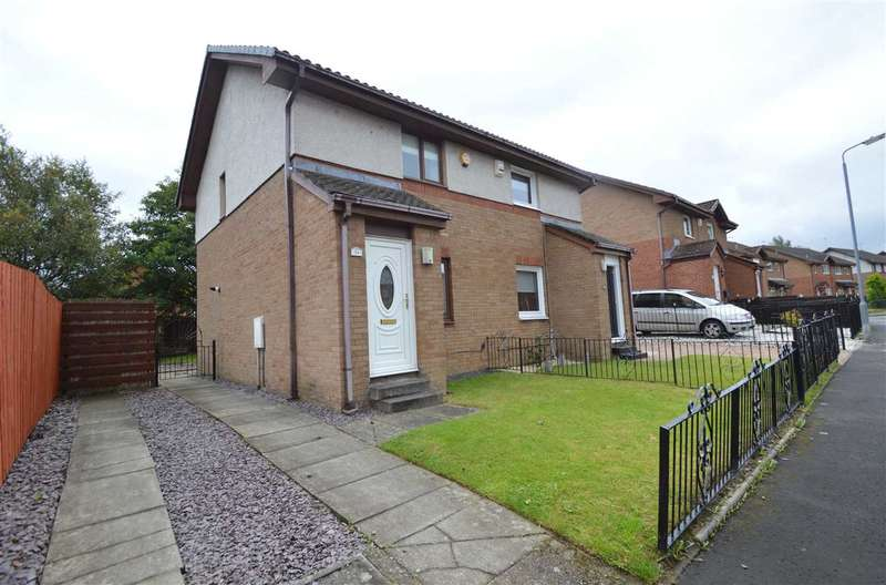 2 Bedrooms Semi Detached House for sale in Tillycairn Street, Glasgow