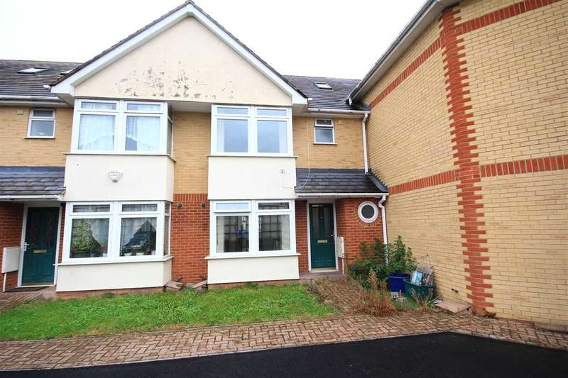 3 Bedrooms Terraced House for sale in Foundary Mews, Hounslow
