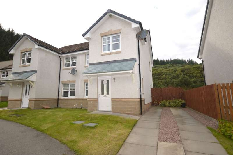 3 Bedrooms Semi Detached House for sale in Bishops View, Inverness, IV3