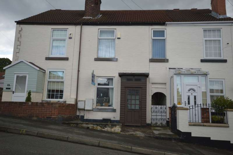 3 Bedrooms Property for sale in Fowler Street, Old Whittington, Chesterfield, S41