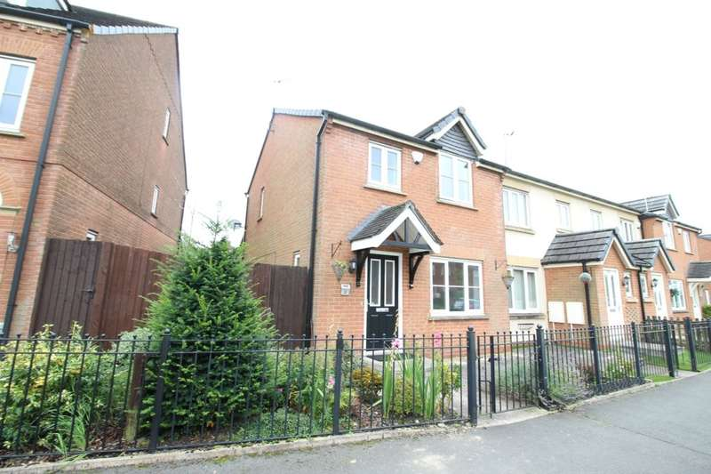 3 Bedrooms Property for sale in Rosebay Close, Royton, Oldham, OL2
