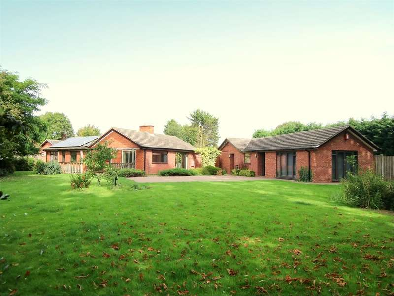 4 Bedrooms Detached Bungalow for sale in Eaton Socon, St Neots