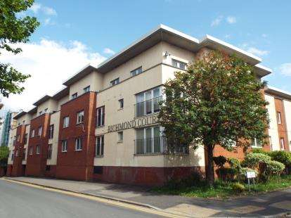 2 Bedrooms Flat for sale in North George Street, Salford, Greater Manchester