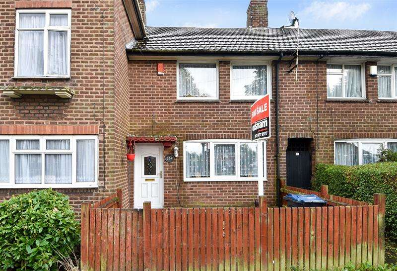 3 Bedrooms Terraced House for sale in Weoley Castle Road, Weoley Castle, Birmingham