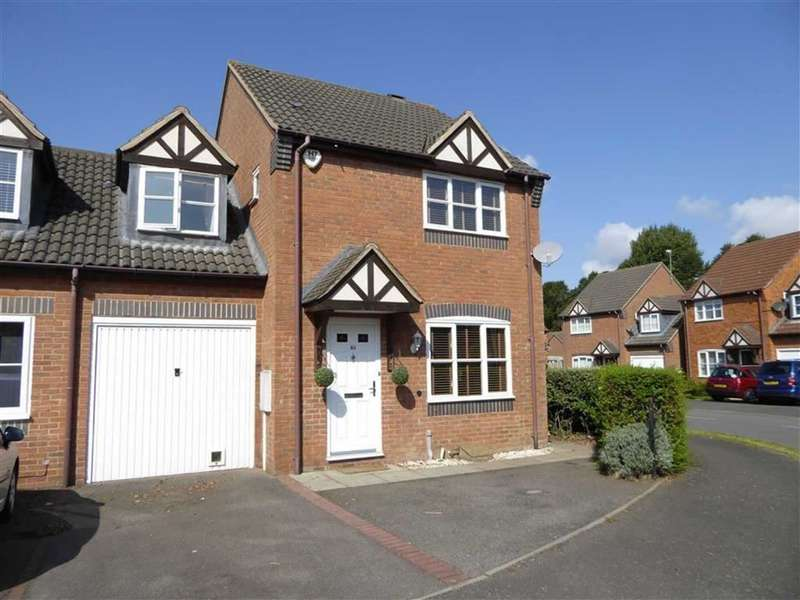 3 Bedrooms Detached House for sale in Montgomery Road, Leamington Spa, Warwickshire, CV31