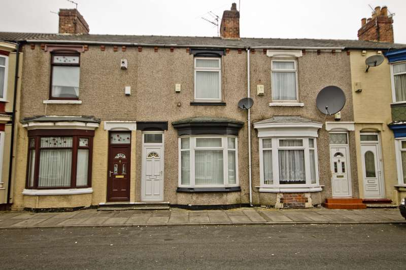 2 Bedrooms Terraced House for sale in Kildare Street, Middlesbrough, TS1 4RF