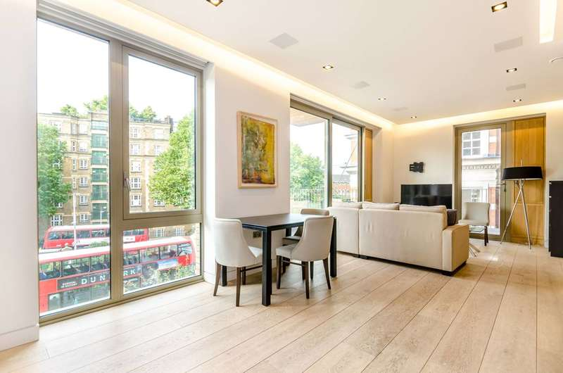 3 Bedrooms Flat for sale in Duchess Walk, London Bridge, SE1