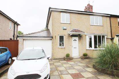3 Bedrooms Semi Detached House for sale in Preston Old Road, Cherry Tree, Blackburn, Lancashire, BB2