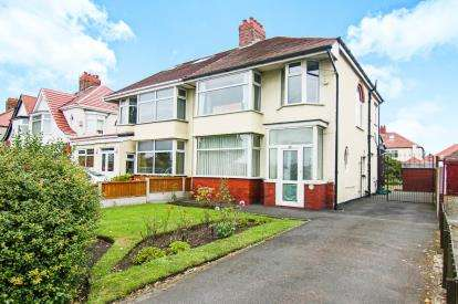 3 Bedrooms Semi Detached House for sale in Moor Lane, Thornton, Liverpool, Merseyside, L23