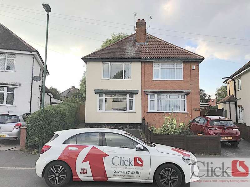 2 Bedrooms Semi Detached House for sale in Rock grove, Solihull ,