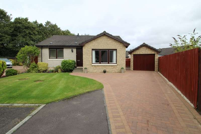 3 Bedrooms Detached Bungalow for sale in Ashbank Court, Glenrothes, KY7