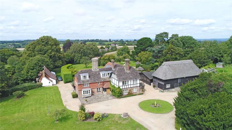6 Bedrooms Detached House for sale in Selsfield Road, Turners Hill, Crawley, West Sussex, RH10