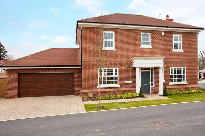 4 Bedrooms Detached House for sale in Grange Walk, Littlewick Green, Maidenhead, Berkshire, SL6