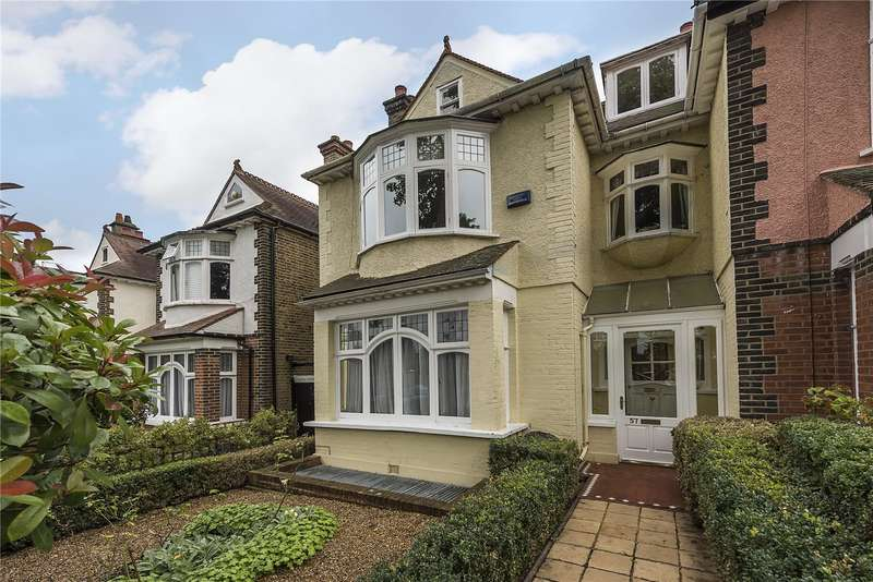 6 Bedrooms Semi Detached House for sale in East Sheen Avenue, East Sheen, SW14