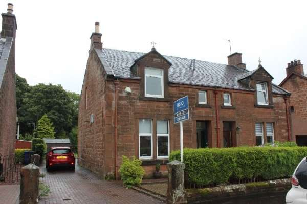 4 Bedrooms Semi Detached House for sale in Holm, Cumnock