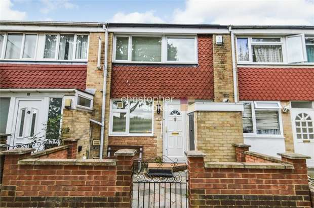 3 Bedrooms Terraced House for sale in Bowood Road, ENFIELD, Middlesex